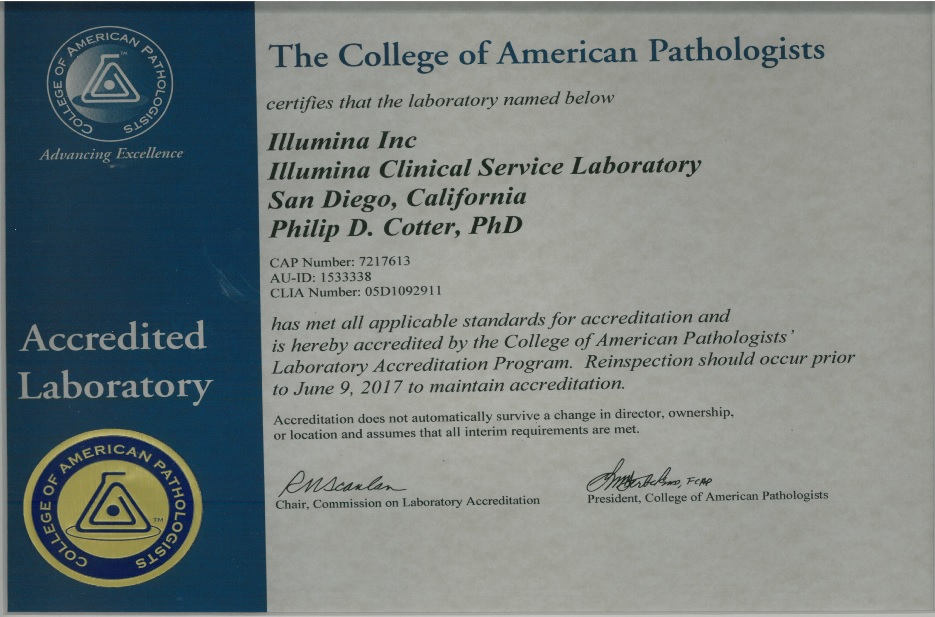 Clinical Services Lab Expertise