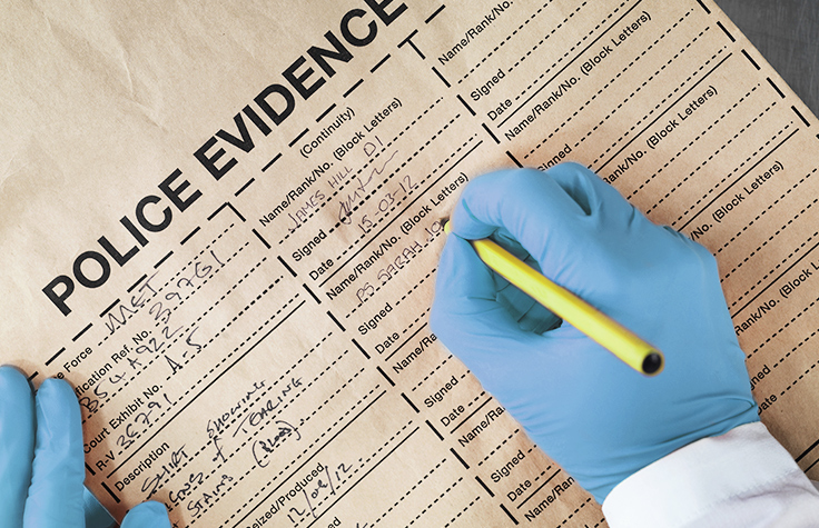 Forensic DNA Testing for Criminal Casework