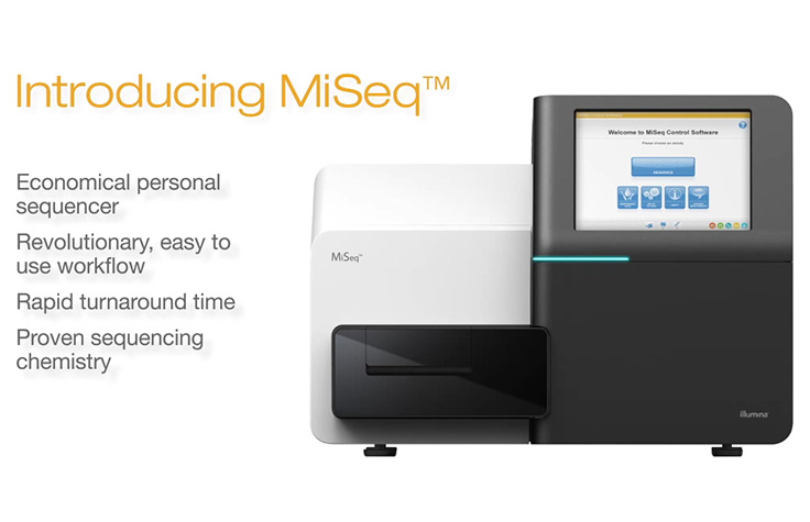 MiSeq Workflow Overview
