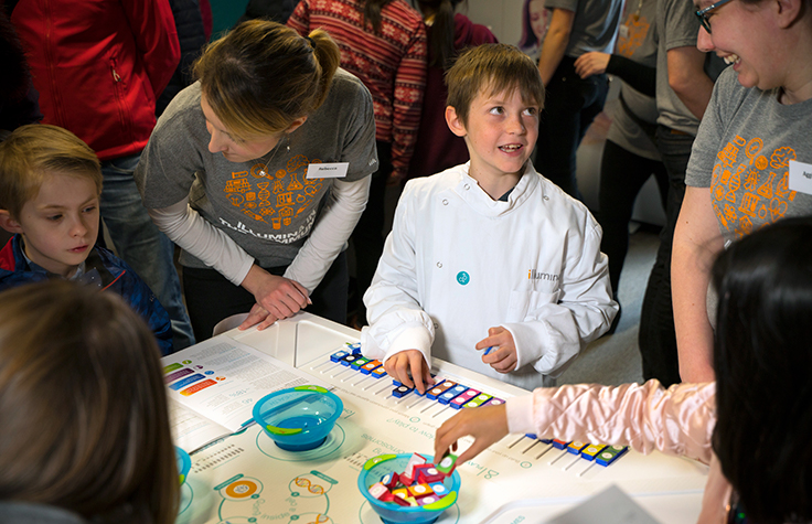 Cambridge Science Festival Sparks Scientific Enthusiasm