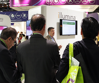 Illumina at ESHRE 2016