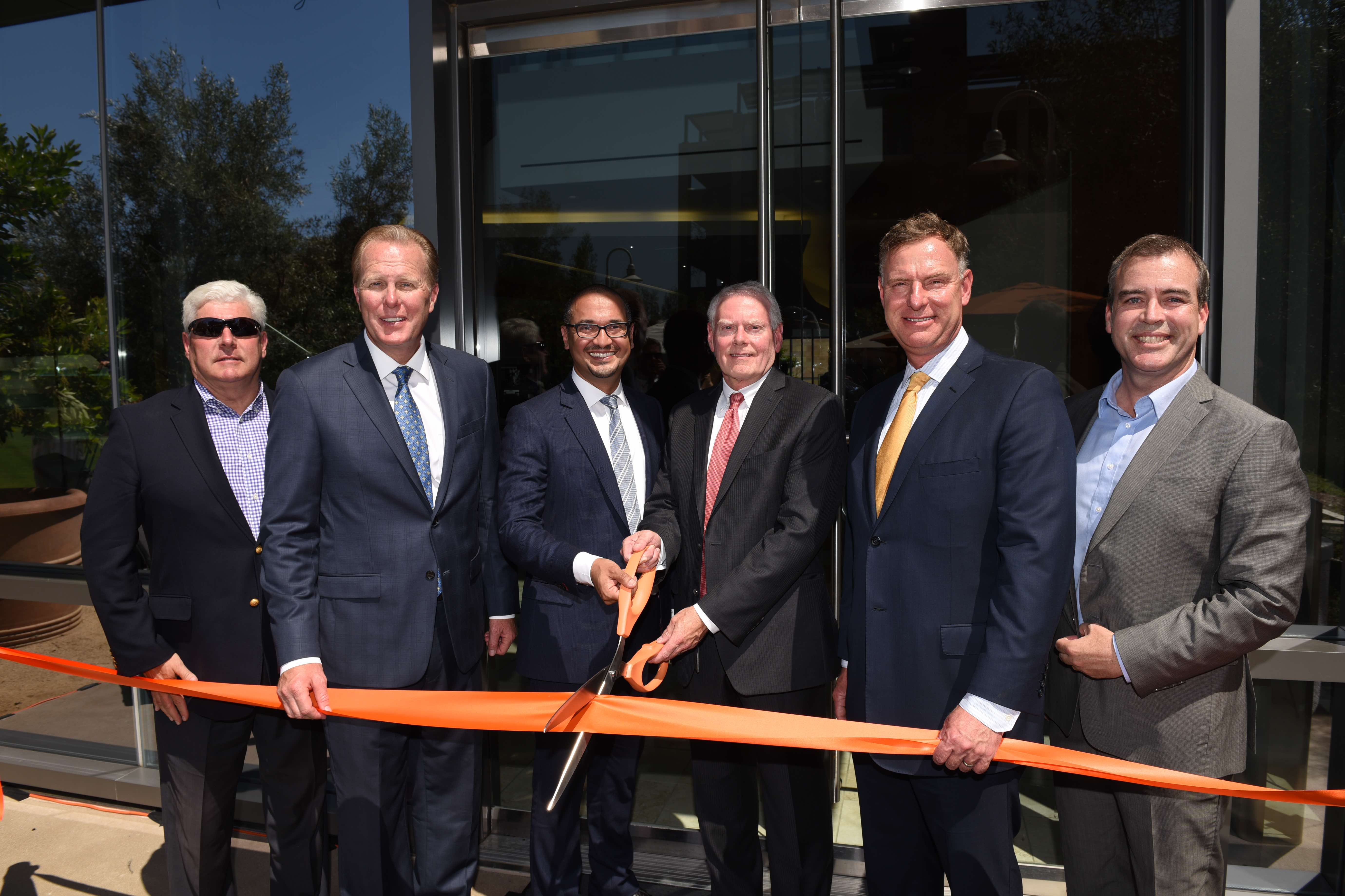 Illumina Dedicates Jay T. Flatley Innovation Center
