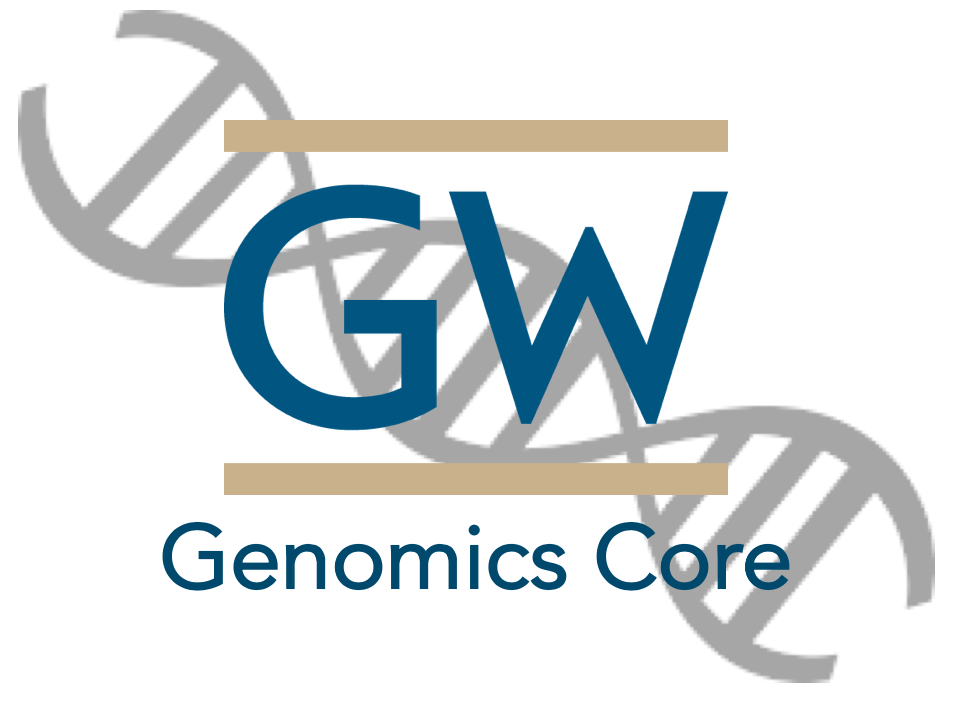 The Genomics Core at The George Washington University
