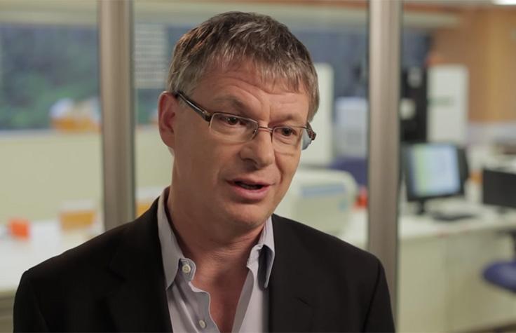 鉴定新生儿遗传病的致病变异:Stephen Kingsmore博士